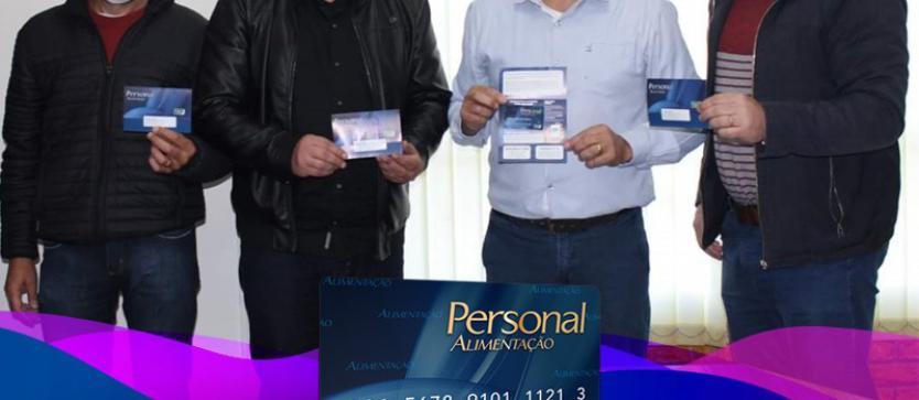 Parceria entre Personal Card e Prefeitura de Lebon Régis garante Merenda Escolar
