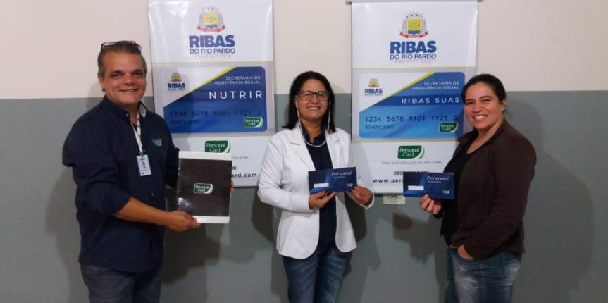 Prefeitura do Rio Pardo inova e substitui cestas Básicas por Cartões Alimentação Personal Card